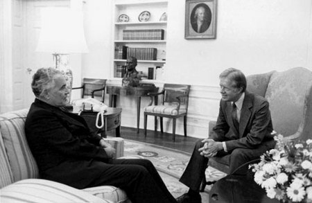 Hesburgh And Carter