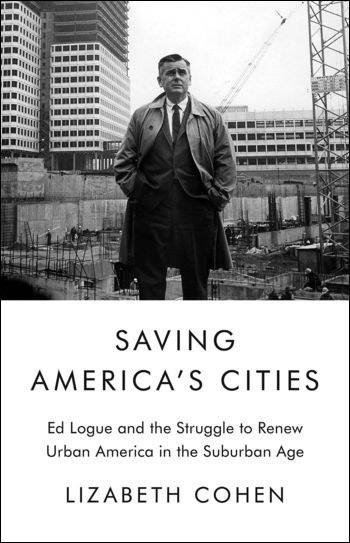 Saving America's Cities bookcover