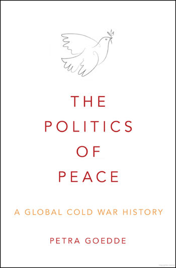 Politics of Peace bookcover